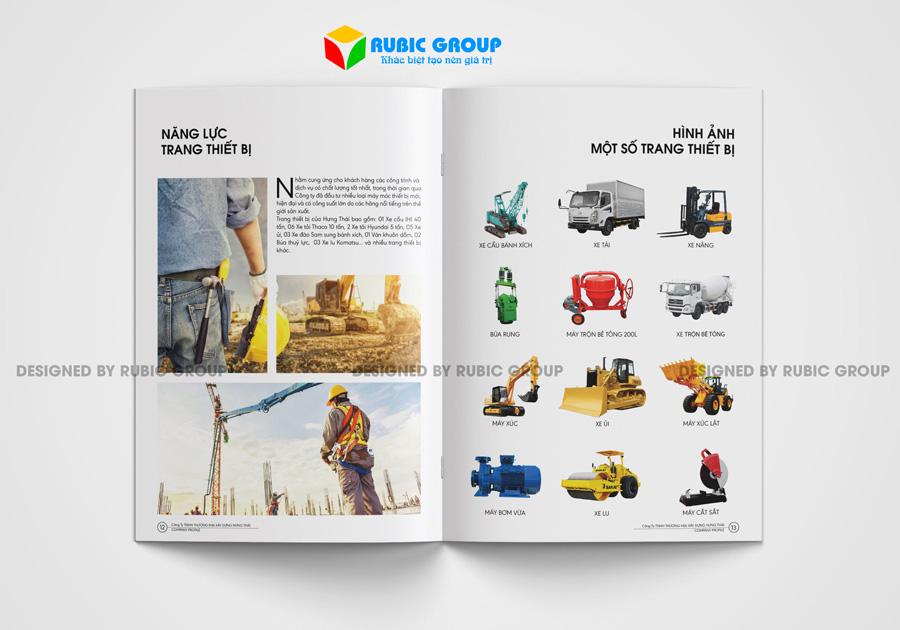 thiết kế mẫu hồ sơ năng lực công ty xây dựng mới thành lập 3