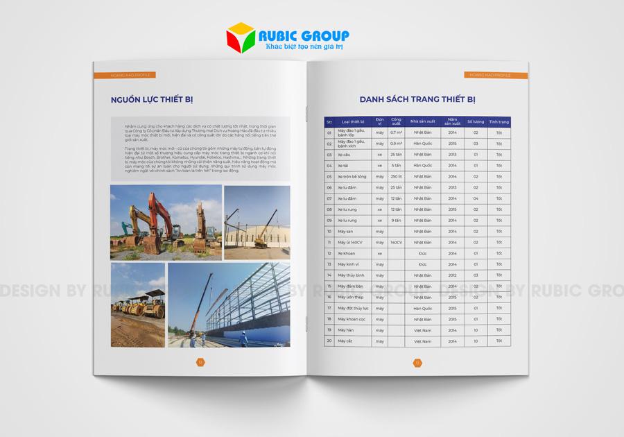 thiết kế mẫu hồ sơ năng lực công ty xây dựng mới thành lập 6