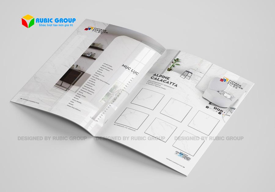 công ty thiết kế catalogue 5
