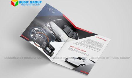 Dịch vụ thiết kế catalogue chất lượng cao