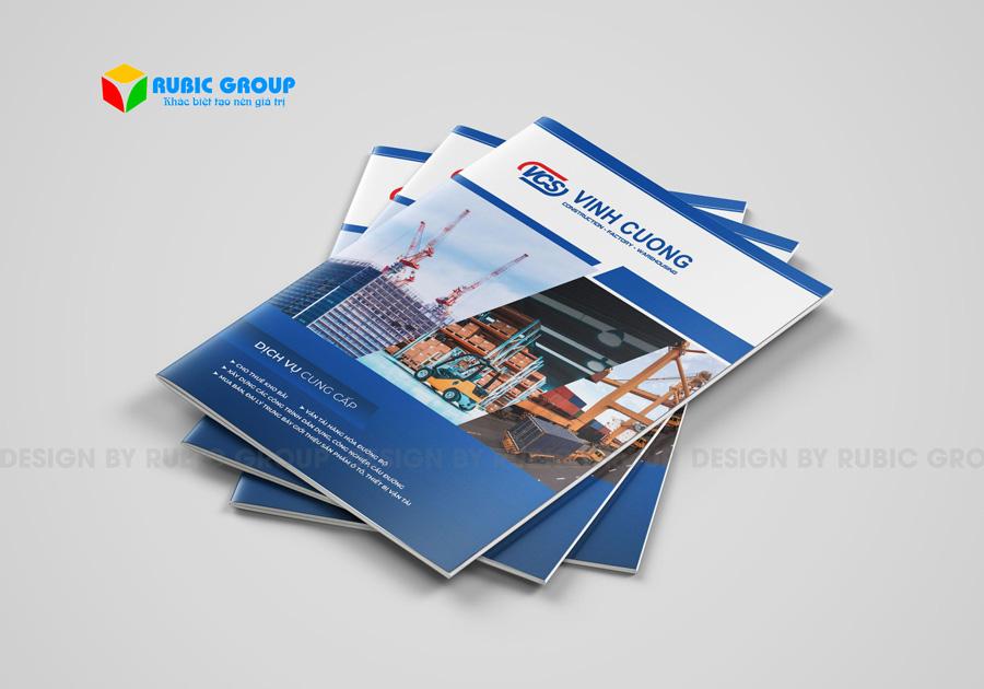 dịch vụ thiết kế profile công ty 3