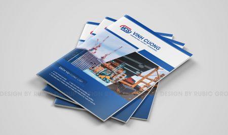 Brochure công ty Vĩnh Cường