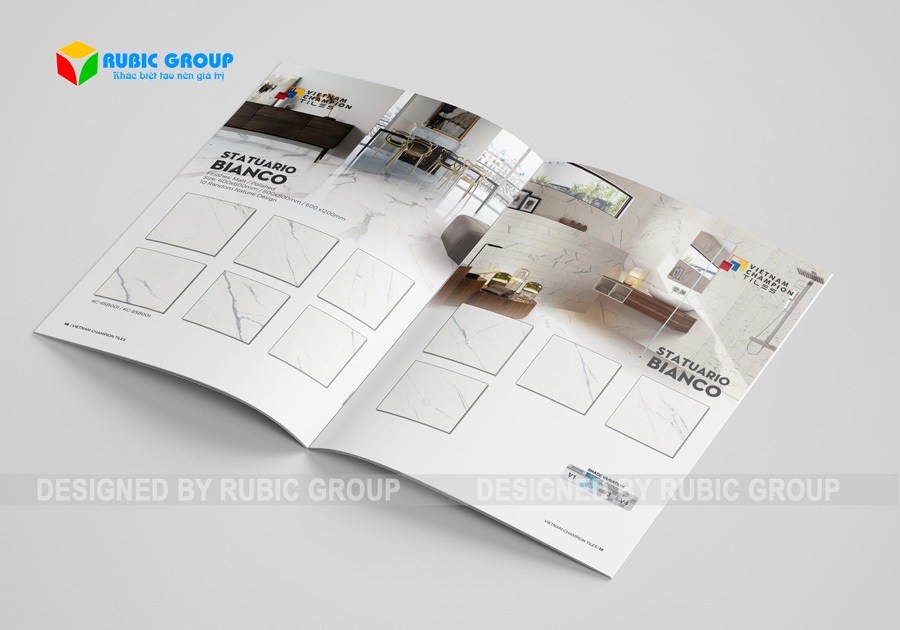 thiết kế quyển catalogue 2