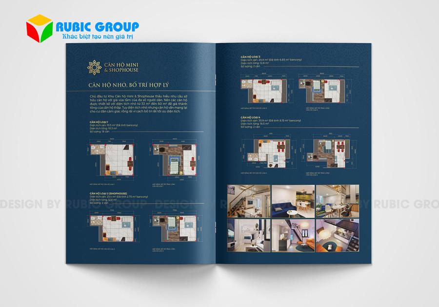 cuốn brochure giới thiệu sản phẩm 3