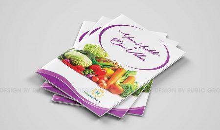 Catalogue thực phẩm sạch Hùng Hậu Foods