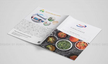 Catalogue thực phẩm Hàn Quốc Khởi Thịnh