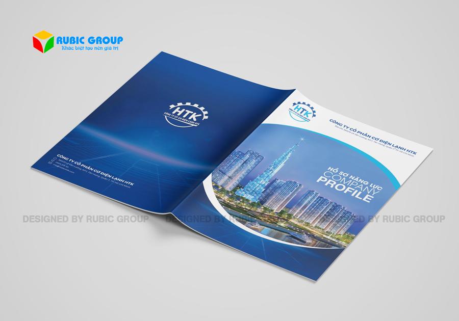 thiết kế hồ sơ năng lực cơ điện lạnh 1