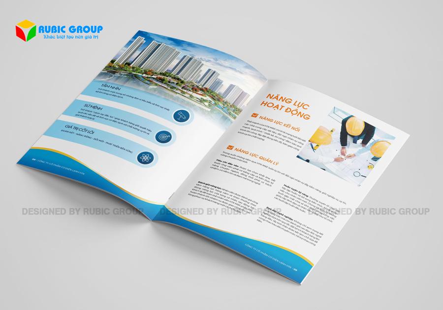 thiết kế hồ sơ năng lực cơ điện lạnh 2