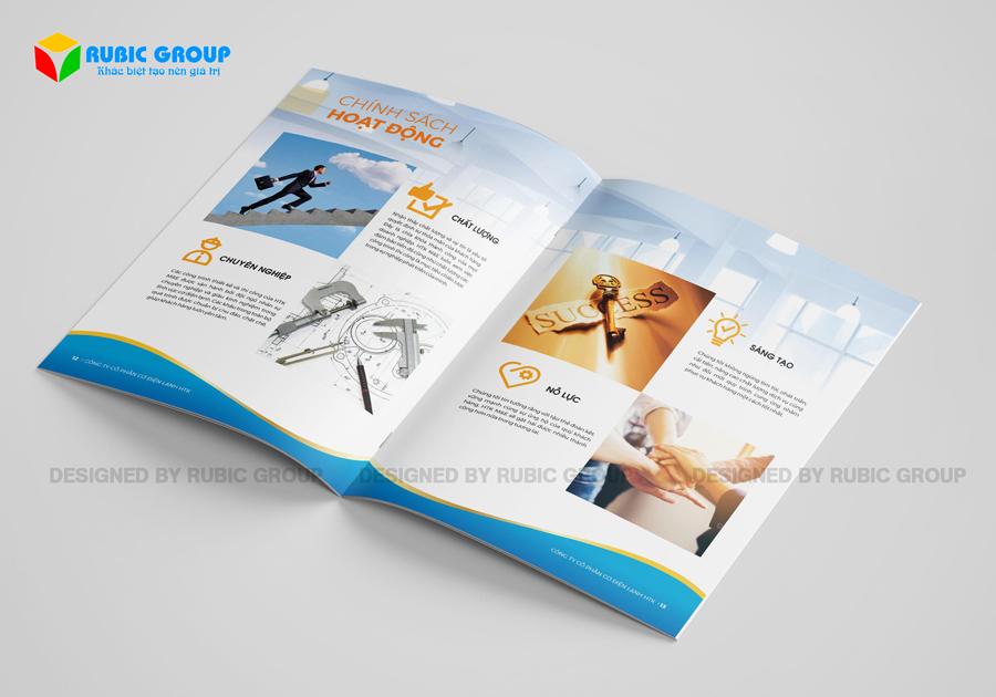 thiết kế hồ sơ năng lực cơ điện lạnh 3