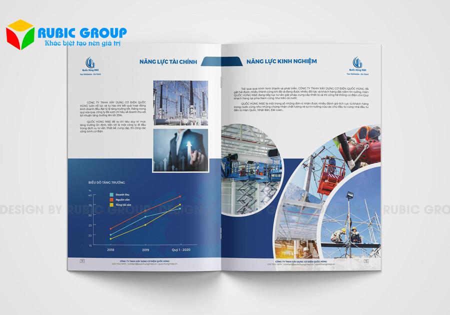 thiết kế hồ sơ năng lực cơ điện lạnh 5