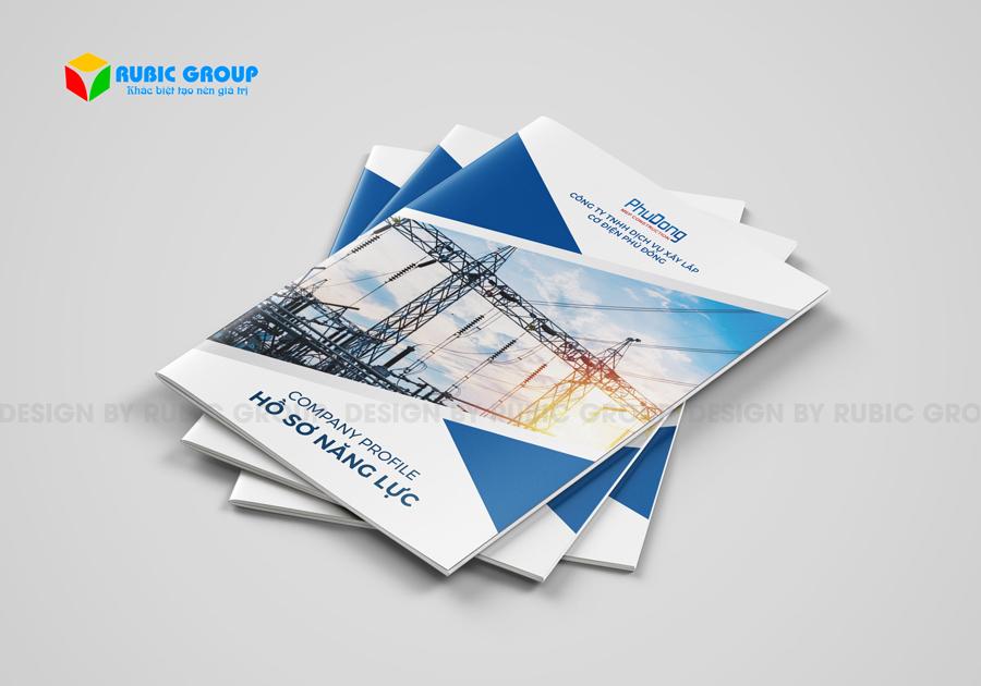thiết kế hồ sơ năng lực cơ điện lạnh 8