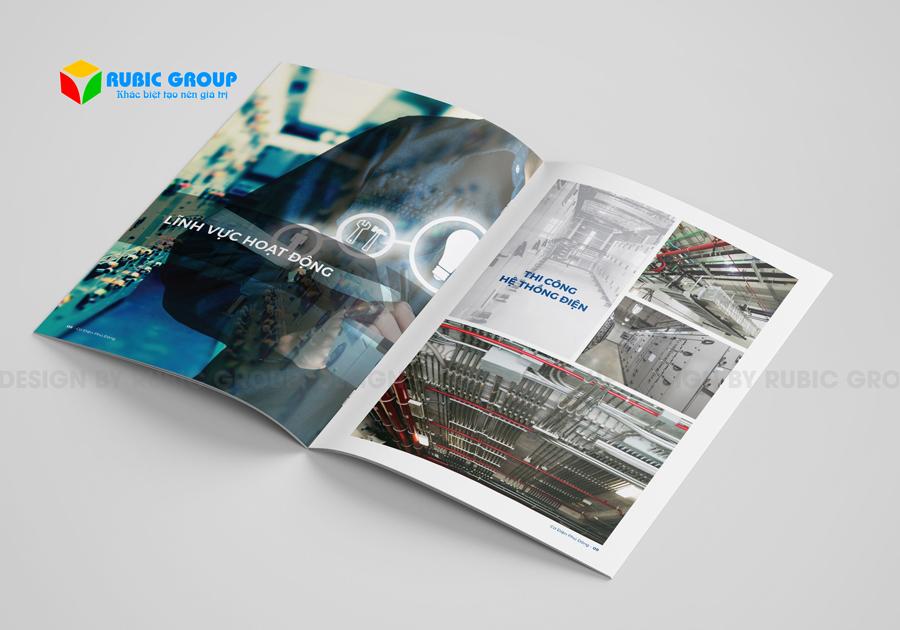 thiết kế hồ sơ năng lực cơ điện lạnh 9