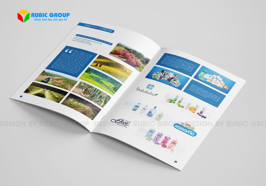 thiết kế hồ sơ năng lực công ty du lịch 4