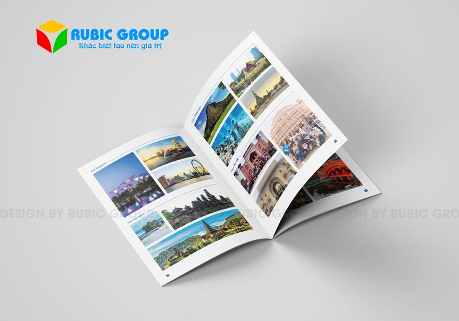 thiết kế hồ sơ năng lực công ty du lịch 5