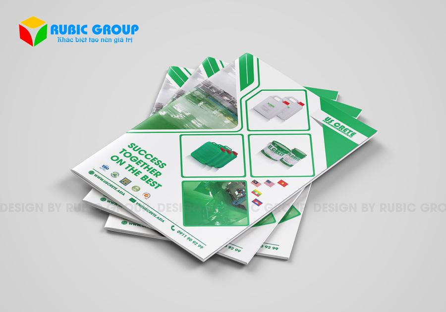 thiết kế hồ sơ năng lực công ty hoá chất 5