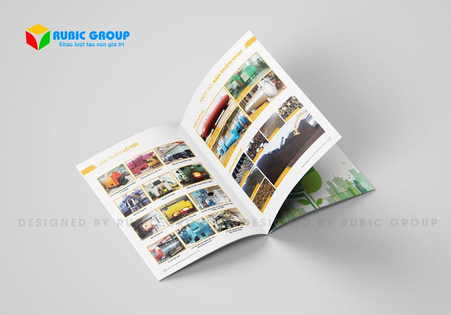 thiết kế hồ sơ năng lực công ty lò hơi 5