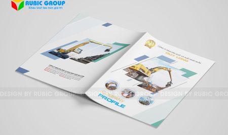 Dịch vụ thiết kế hồ sơ năng lực thu gom phế liệu chuyên nghiệp