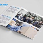 thiết kế hồ sơ năng lực công ty cung ứng nhân sự 2