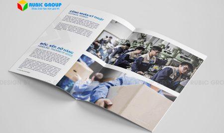 Thiết kế hồ sơ năng lực công ty cung ứng nhân sự giúp ích như thế nào?