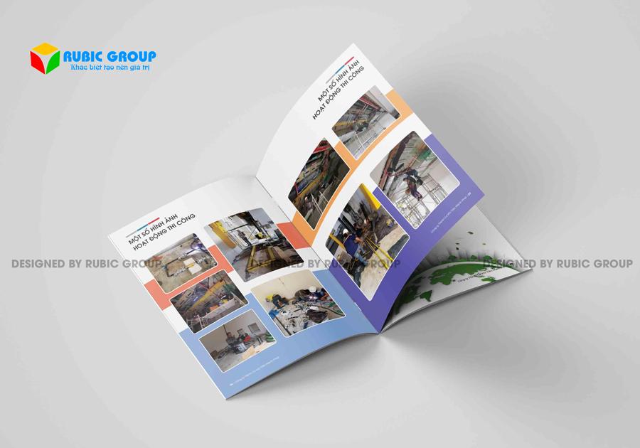 thiết kế hồ sơ năng lực công ty thiết bị cơ khí 5