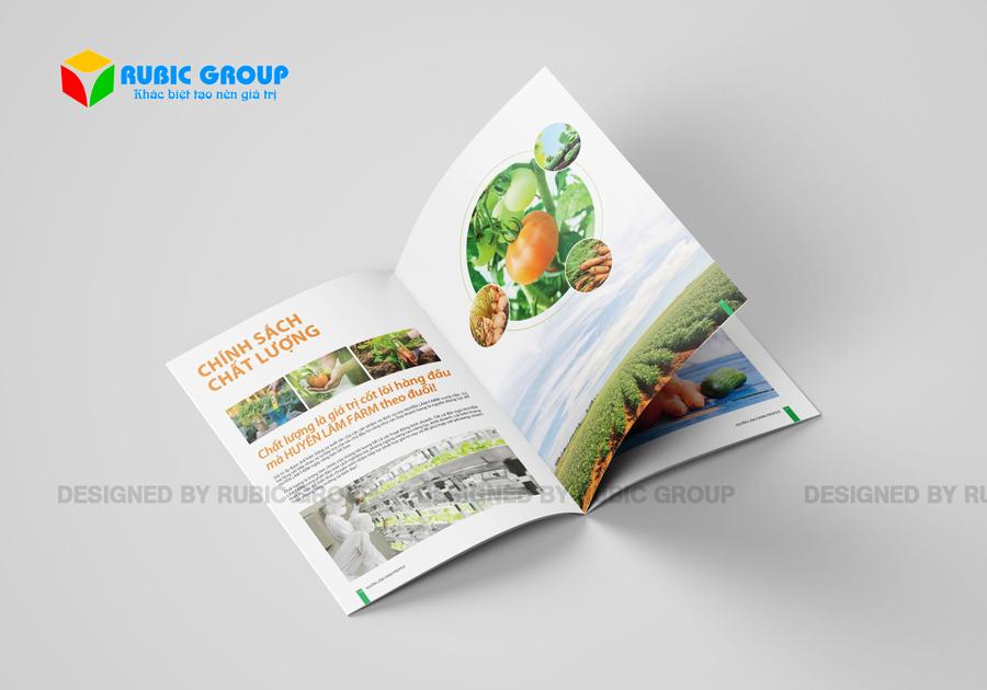 thiết kế hồ sơ năng lực công ty thực phẩm 3