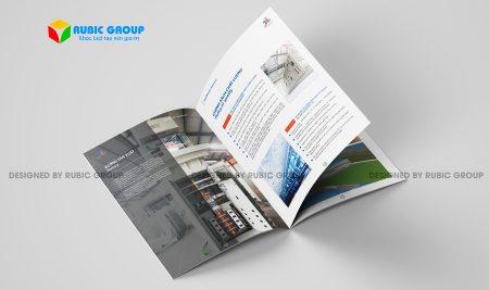 Những tiêu chí cần thiết khi thiết kế hồ sơ năng lực công ty tủ điện