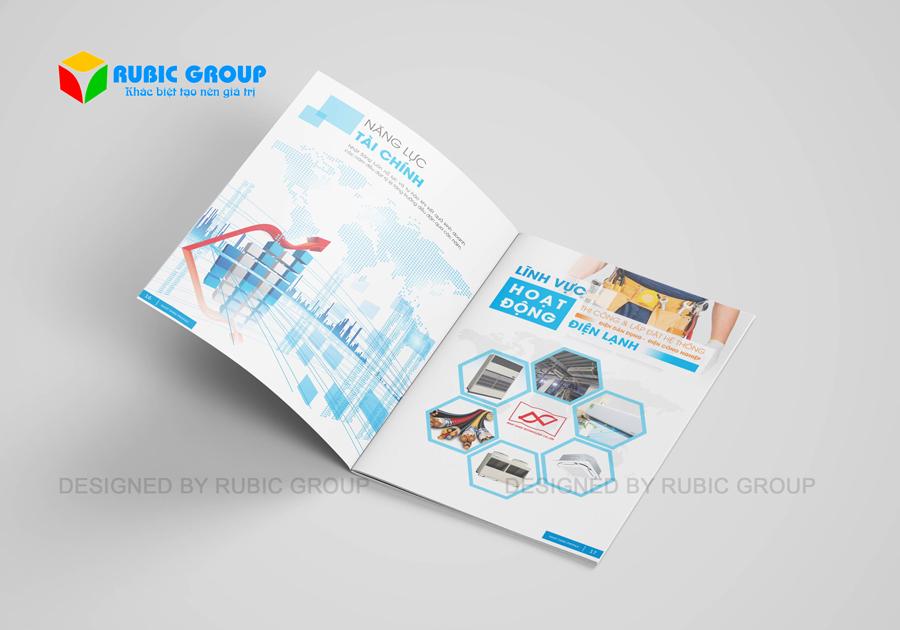 thiết kế hồ sơ năng lực điện lạnh 4
