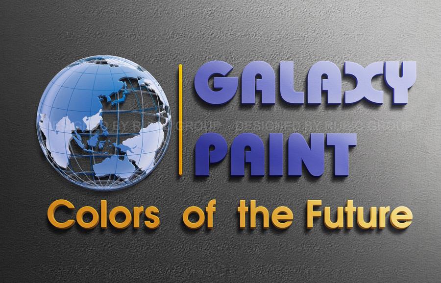 thiết kế logo sơn 1