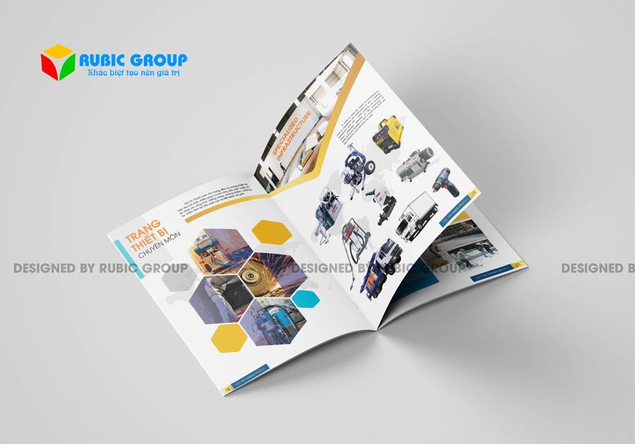 thiết kế hồ sơ năng lực công ty cách nhiệt 5
