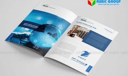 Đơn vị thiết kế hồ sơ năng lực công ty công nghệ thông tin uy tín