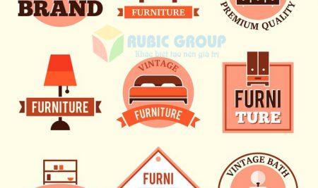 Những nguyên tắc quan trọng không thể bỏ qua khi thiết kế logo nội thất