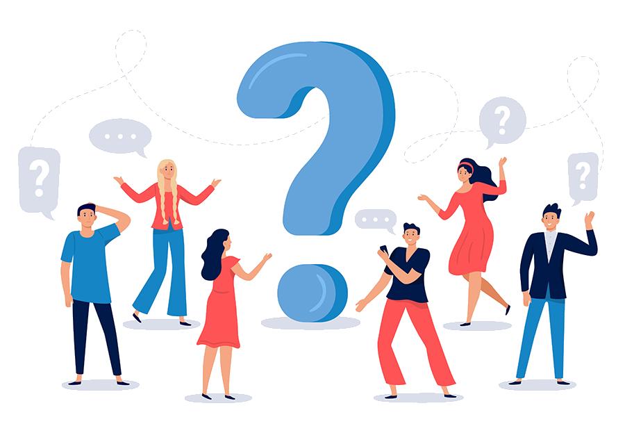 câu hỏi khách hàng thường gặp khi thiết kế
