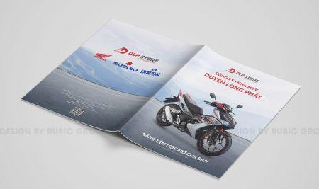 Catalogue xe máy Duyên Long Phát