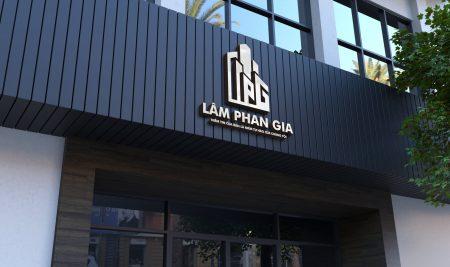 Logo Lâm Phan Gia