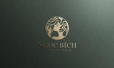 Logo mỹ phẩm Ngọc Bích