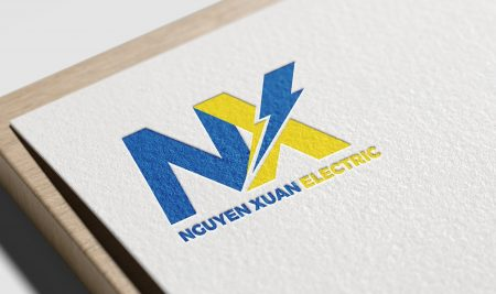 Logo Nguyễn Xuân Electric
