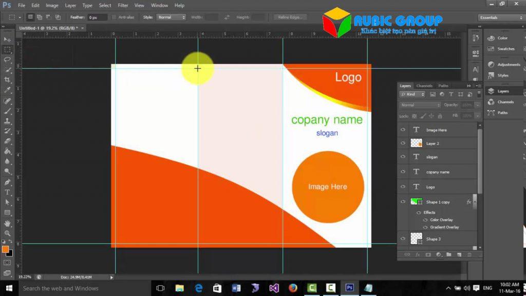 thiết kế brochure bằng phần mềm gì 1