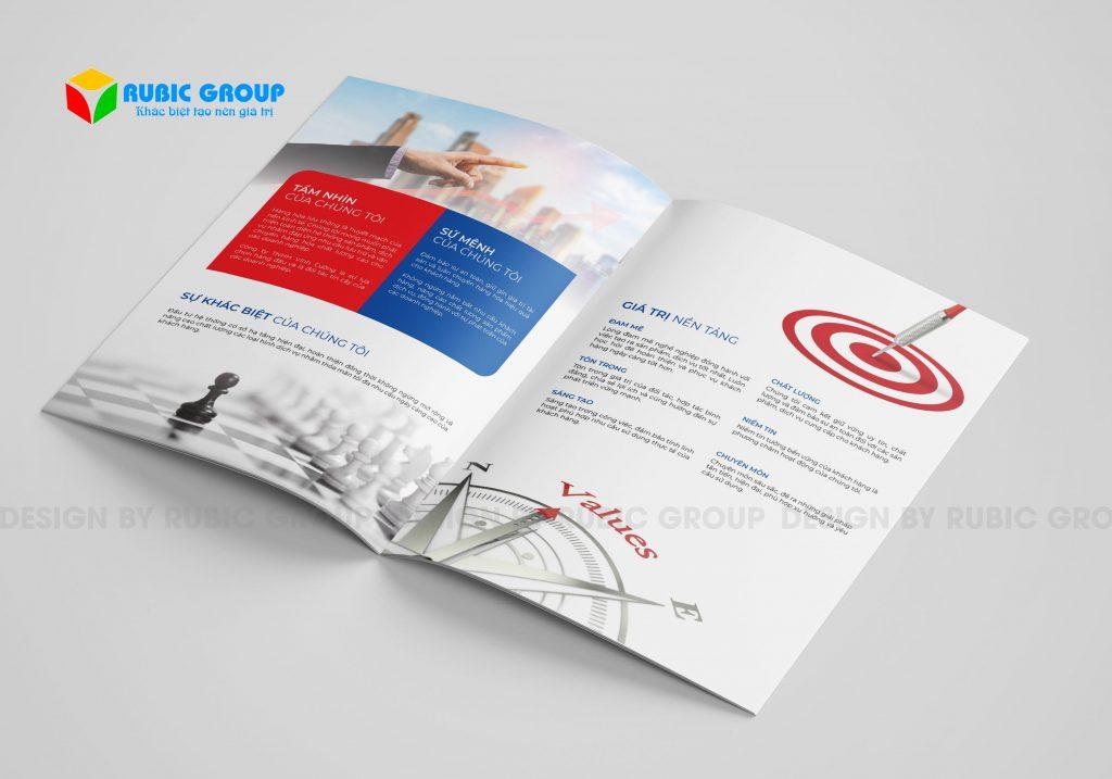 thiết kế brochure giá bao nhiêu 2