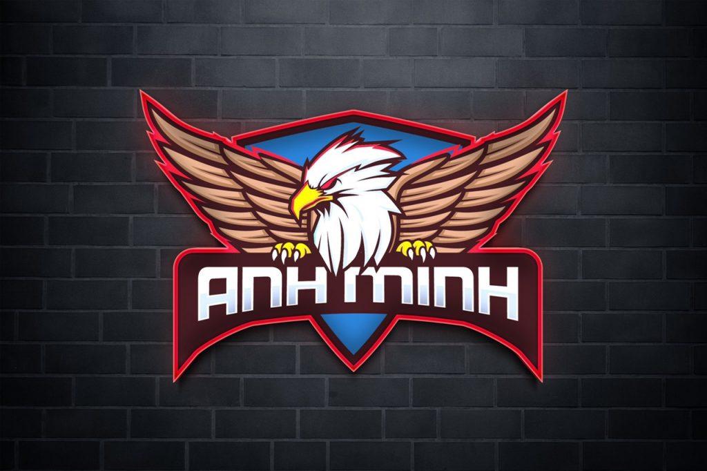 thiết kế logo vi tính 1