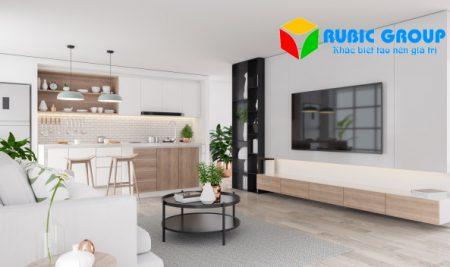 Thiết kế nội thất nhà phố và các tiêu chí để lựa chọn sản phẩm