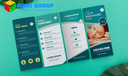 Hướng dẫn cách thiết kế brochure bằng ai chuyên nghiệp