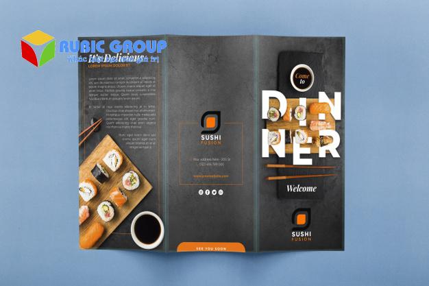 thiết kế brochure ai 3