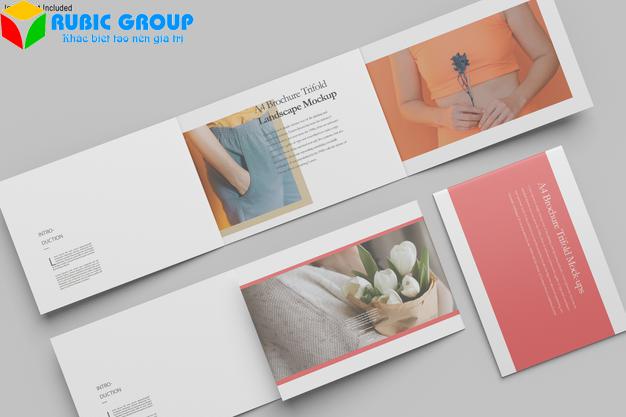 thiết kế brochure bằng powerpoint 3