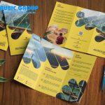 thiết kế brochure du lịch 2