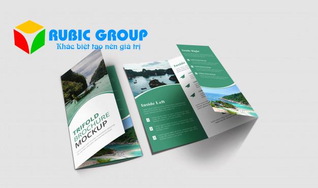 thiết kế brochure online 2