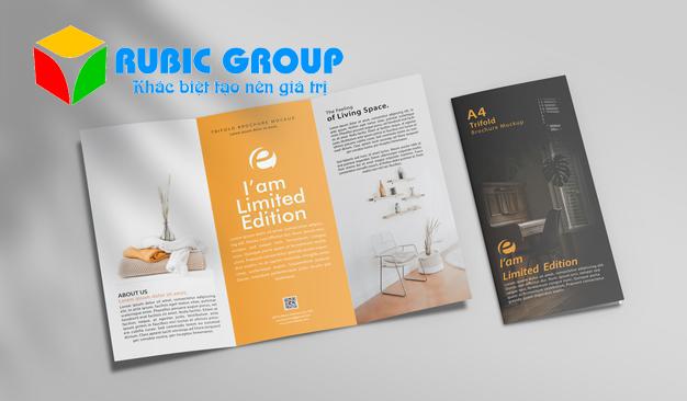 thiết kế brochure online 3
