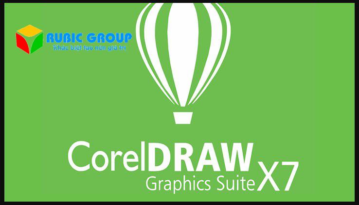 phần mềm thiết kế brochure corel
