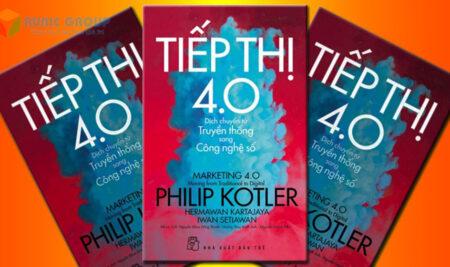 Tìm hiểu về sách quản trị marketing của Philip Kotler