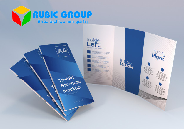 thiết kế leaflet 5
