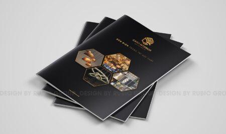 Catalogue đèn điện trang trí Caro